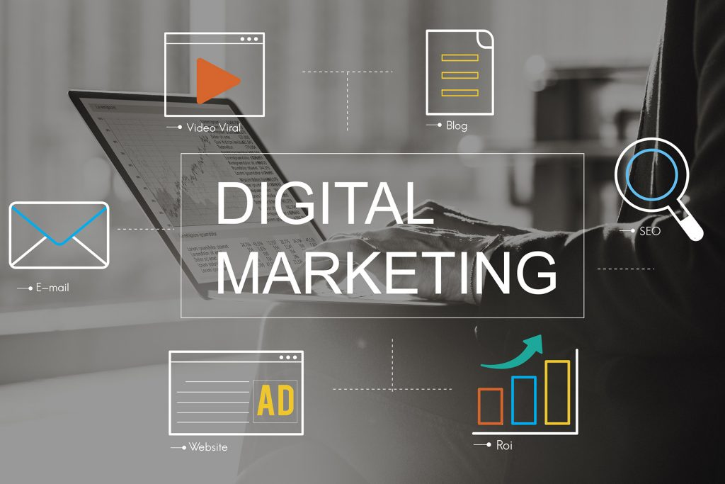 Digital Marketing Strategy for B2B Firms