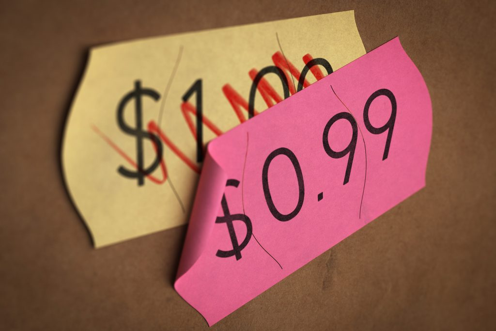 The Pricing Paradox : How high is too high?